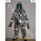 Baju Safety Pemadam Alluminised Tempex 1