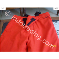 Fireman Suit Nomex Iiia Pants