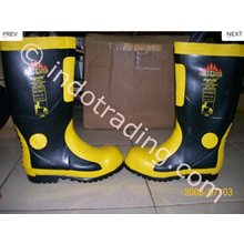 Fireman Safety Shoes Harvik Steel Shank