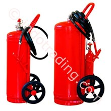 Fire Extinguisher Tubes - Dry Powder Trolley