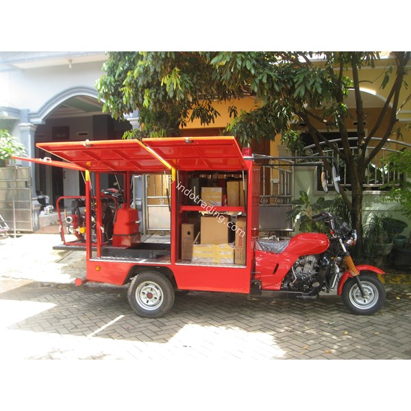 Tricycle / Fire Truck