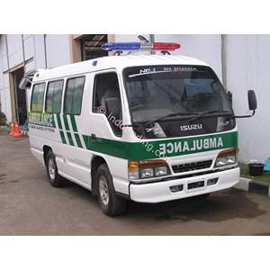 Ambulan Pemadam Kebakaran