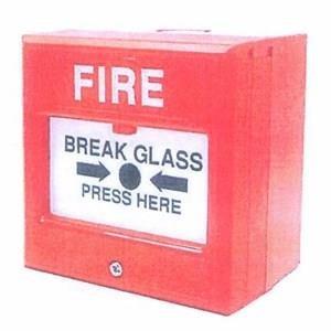 Fire Alarm Jenis Manual Call Point Tipe KP-302