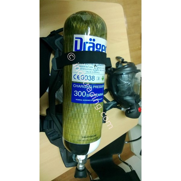Compressed Air Breathing Apparatus Brand Drager Pss 3000