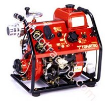 Tohatsu Portable Fire Pump Model V20d2