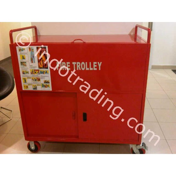 Box Hydrant Trolley