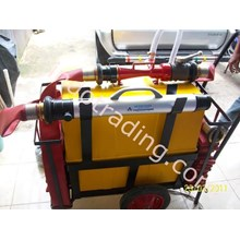 Foam Extinguisher Trolley