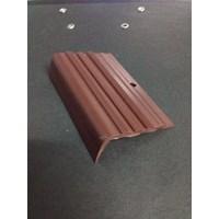 Karet list tangga warna coklat