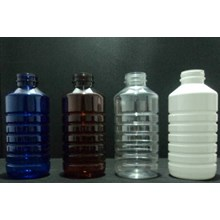 Pestisida kemasan botol PET uk.1000ml type BnR