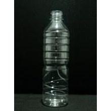 Plastik pembungkus Botol PET 600ml Wv