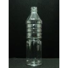 Plastik pembungkus Botol PET 900ml Lokal