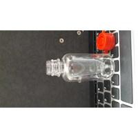 Plastik pembungkus botol PET 60Ml type OB
