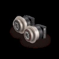 Sesame Motor (Servo Motor Gearhead-Output Flange)