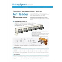 Joil Entreprise - Pulsing System - Air Header