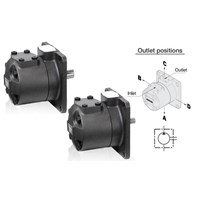 Beli ANSON IVP Series Single Pumps (pompa hidrolik) 4