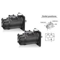 Jual ANSON IVP Series Double Pumps (pompa hidrolik) 2