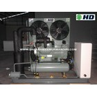 Condensing Unit HD Semihermetic 2-Stage 25 Hp 2