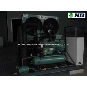 Condensing Unit HD Semihermetic 2-Stage 25 Hp