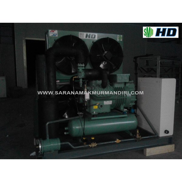 Condensing Unit HD Semihermetic 2-Stage 25 Hp