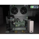 Condensing Unit HD Semi-Hermetic 2-Stage 30 Hp 3