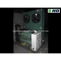 Condensing Unit HD Semi-Hermetic 2-Stage 30 Hp