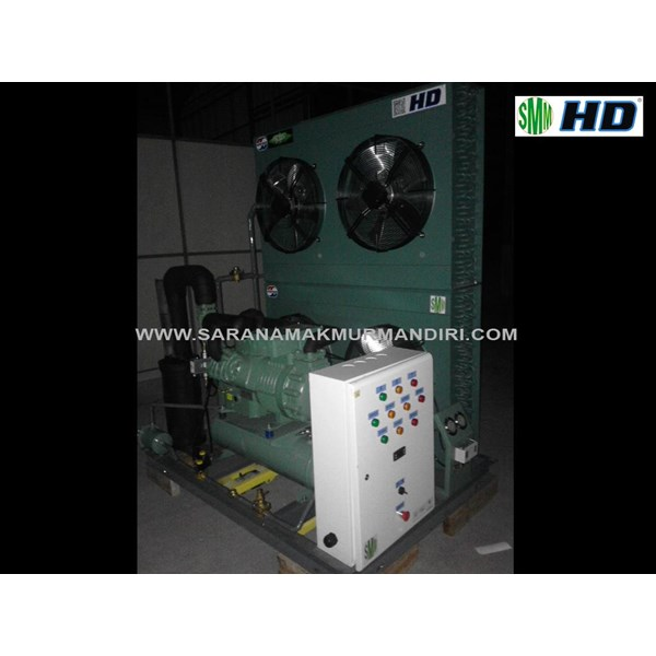 Condensing Unit HD Semi-Hermetic 2-Stage 30 Hp
