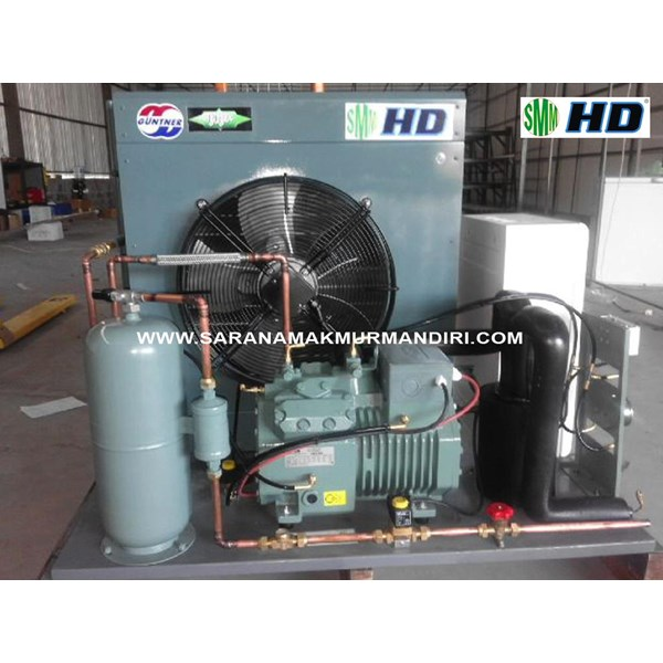 Condensing Unit HP Semi-Hermetic 3 Hp