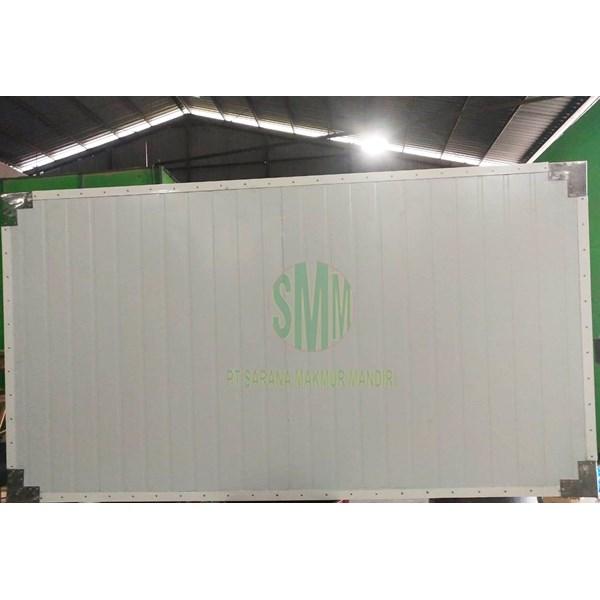 Sandwich Panel Cold Storage untuk Pick Up L300