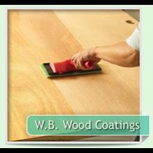 Water Based Wood Coatings