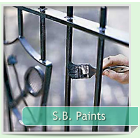 Solvent Based Paints 1