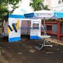 Promotional Tent Aluminum Jasaraharja (Custom)