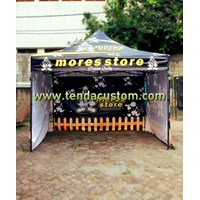3 m Paddock Mores tent Store
