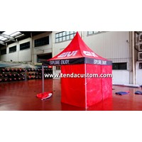 Tenda Promosi 3x3 GIVI