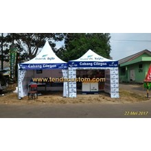 Tent Promotion 3mx3m Bank BJB Cilegon
