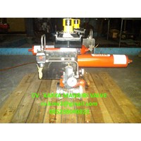Jual Shut Down Valve 2