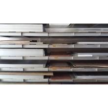 Plat aluminium 1 x 2 meter