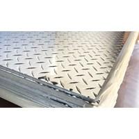 Distributor Plat Stainless Steel Bordes Termurah Surabaya
