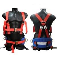 Jual Full body harness Merk: adela Type: HK45