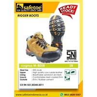 Sepatu Safety Cygnus M-8058