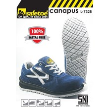 Safety Shoes Safetoe Canapus L-7328