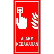 Rambu Lalu Lintas Safety Sign Kebakaran