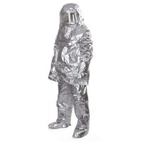 Jual  911Aluminized Fireman Suit