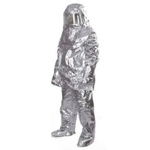 911Aluminized Fireman Suit