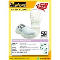 Sepatu Safety Wanita Debra White L-7096