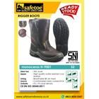 Sepatu Safety Monoceros Rubber H-9001 1