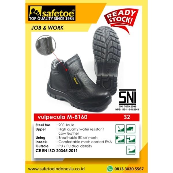 Sepatu Safety Vulpecula M-8160