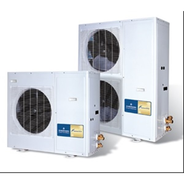 Condensing unit EMERSON ZX0400-PFJ / TFD Temperature R22 - 50 Hz