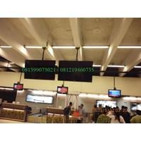 Braket TV LCD   Ceiling