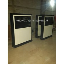 box kios display