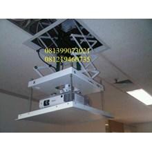 ceiling motorize projector jakarta